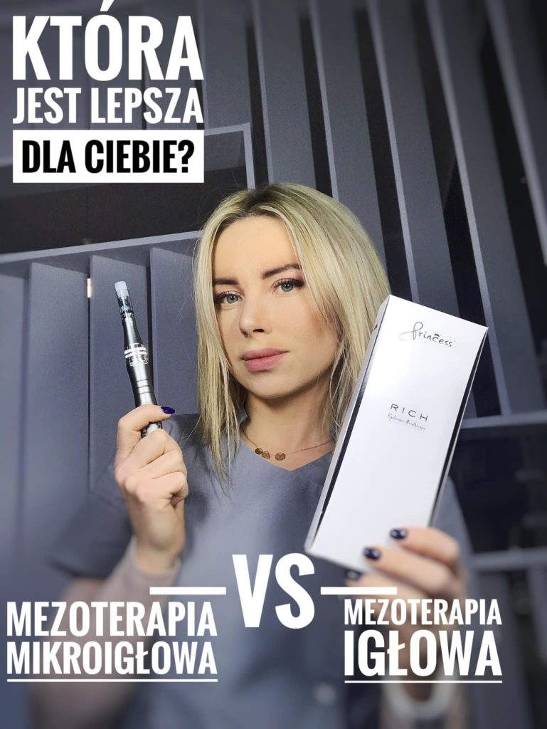 Magdalena Matyga - Kruk - kosmetolog - Salon kosmetyczny Magda M Świdnica 58-100